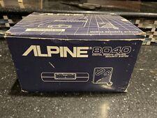 /ALPINE 8040 Mobile SECURITY SYSTEM Car Auto ALARM