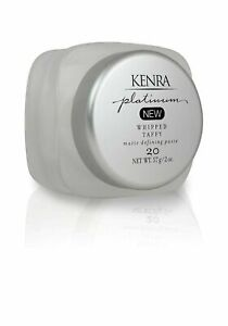 Kenra Platinum Whipped Taffy Matte Defining Paste #20 - 2oz (NEW)