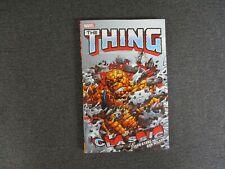 Marvel Comics The Thing Classic Volume # 2