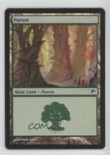 2010 Magic: The Gathering - Scars of Mirrodin Booster Pack Base #249 Forest 0b3