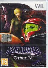 Nintendo Wii «METROID OTHER M» nuovo sigillato italiano pal