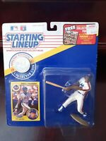 1991 STARTING LINEUP SLU MLB DARRYL STRAWBERRY NY NEW YORK METS Sealed New