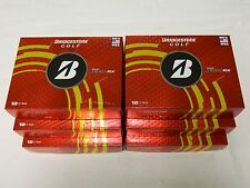 6 Dozen New 2014-15 Bridgestone Tour B330 RX B-330RX 72 Golf balls 6dz