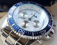 Orologio Cronografo Uomo Fila Men' s Chrono Cal. Seiko VD54 - NUOVO