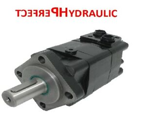 Hydraulic motor Oil engine type SMS 100 to 400 Shaft Ø32 Type OMS Type BMS