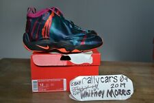 Nike Air Zoom Flight The Glove PRM US 12 Andre Agassi Gary Payton pre-owned