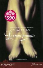 LEZIONI PROIBITE Black Shaila HARMONY
