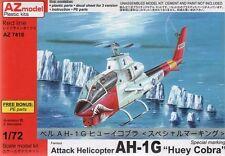 AZ Model 1/72 Bell AH-1G Huey Cobra Special # 74018