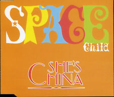 CD: SHE'S CHINA - Space Child  (POINT MUSIC 2001 / lim. 3-track-MCD / NEAR MINT)