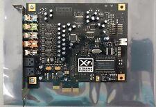 Dell F333J Creative Labs SB0880 Sound Blaster X-fi Xtreme PCI-e Sound Audio Card