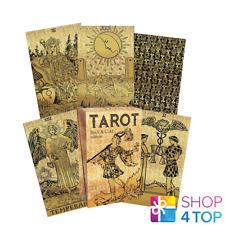 Gypsy Oráculo mazo de cartas Sibilla la zingara Esotérico lo Scarabeo Velvet Bag