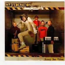 (FA459) My Federation, Honey Bee (Video) - 2007 DVD