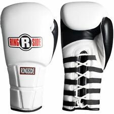 "RINGSIDE IMF TECH PRO FIGHT GLOVES WITH FREE RIVAL 180"" MEXICAN STYLE HAND WRAPS"