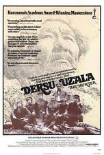 DERSU UZALA (THE HUNTER) Movie POSTER 27x40 Maksim Munzuk Yuri Solomin Svetlana