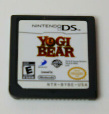 Yogi Bear - Nintendo DS Video Game - Cartridge Only - TESTED! WORKS!