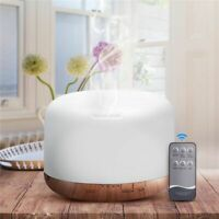 Humidificateur D'air Diffuseur D'huile Essentielle Ultrasons Brumisateur Humidif