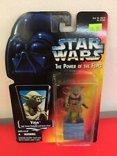 Star Wars Power of the Force Action Figure  Yoda  New in Package