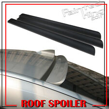 Unpainted For Rear Roof Lip Spoiler Wing PUF Audi A4/ B6 4DR Sedan 2002-2005