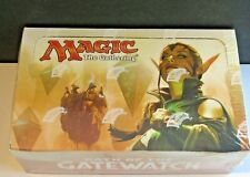 MTG OATH OF THE GATEWATCH Booster Box Factory Sealed English 36 packs Expedition