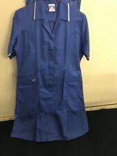 Nurses Dress Hospital Blue Size 14 New Portwest