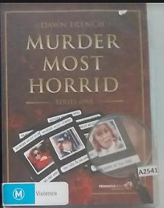Murder Most Horrid - Series 1 one  - DVD R4 Australian Release