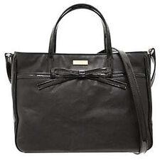 NWT Kate Spade Leather Goldie Ruthie Park Handbag in Black #1799 $448