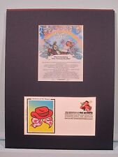 Jim Henson - The Muppet Movie & First Day Cover