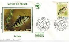 1990*ENVELOPPE SOIE**FDC 1°JOUR!!**NATURE DE FRANCE-LA PERCHE**TIMBRE Y/T 2664