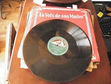gilbert bécaud ; viens - c'était mon copain - disque voix de son maitre SG 526