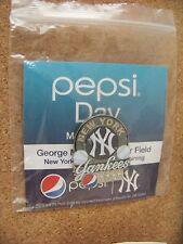 2013 NY New York Yankees Spring Training Florida Pepsi Day lapel pin