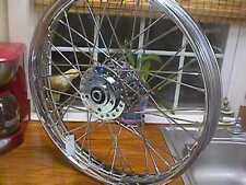 "40 SPOKE 21"" SINGLE or DUAL DISC WHEEL fits HARLEY FXR/XL 1984-1999  M36390"
