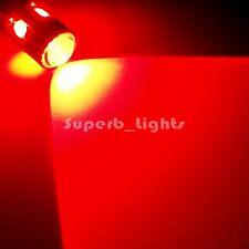 ~2 1157 BAY15D 12V - 24V RED CREE CANBUS 5-SMD TURN BRAKE TAIL LED LIGHT BULB