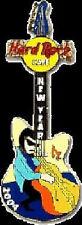 Hard Rock Cafe ONLINE 2004 New Year GUITAR PIN Bass Player - HRC Catalog #20761