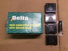 New Delta 763-D41 Organic Disc Brake Pad Pads