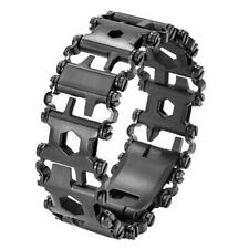 29 in 1 Multi-function Stainless Steel Bracelet Outdoor Camping Hiking Tool