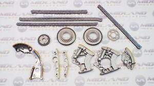 Audi A4 A5 A6 Q5 3.2 Benzinmotor Steuerkettensatz Kettenräder Kette Hilfe Set