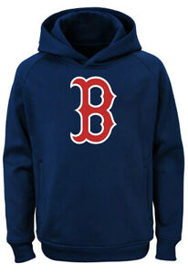 Boston Red Sox Genuine Major League Merchandise Youth Hoodie Size Small-8 NWT
