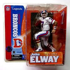 Denver Broncos John Elway NFL Legends Series 1 Variant McFarlane Sports New 2005