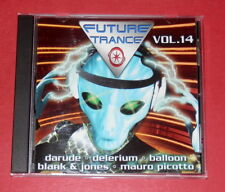 Future Trance - Vol. 14 -- 2er-CD / Dance Sampler