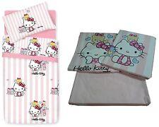 Gabel Sanrio Hello Kitty completo Copripiumino 1 Piazza Little Friends