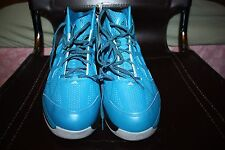 ERIC GORDON SZ 13.5 ADIDAS TEAL AND BLACK NEW ORLEANS HORNETS PE SHOES SILENCER