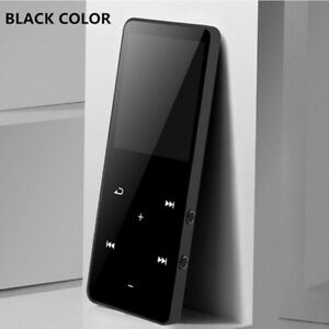 "1.8"" Bluetooth MP3 MP4 Player Flac 16GB HIFI Touch Music Video FM Radio Recorder"