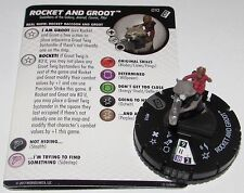 ROCKET AND GROOT 010 Guardians of the Galaxy Movie Vol II Marvel HeroClix 2