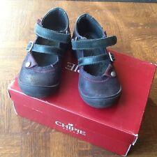 Chaussure ballerines babies fille 25  marque CHIPIE  noires