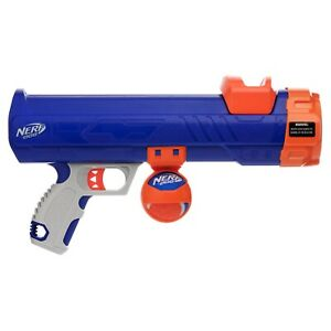 Nerf Dog Ball Launcher Cannon Fun Exercise Toy