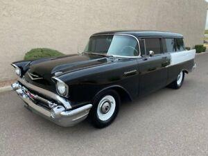 1957 Chevrolet Bel Air/150/210 2dr Wagon