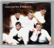 (HC349) Boyzone, Father and Son - 1995 CD
