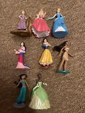 8 Disney Princess Figures