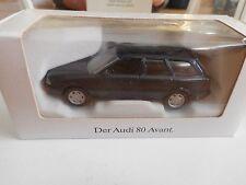 Schabak Audi 80 Avant in Dark Blue on 1:43 in Box