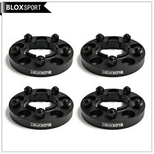 4Pc 38.1mm 5x165.1 hubcentric wheel spacers for Land Rover Defender Discovery 1